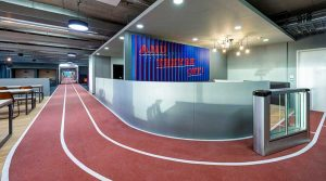 office athletics tracks