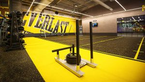 tvs gym flooring case study
