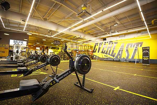 tvs gym flooring