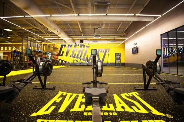 tvs sportec gym flooring
