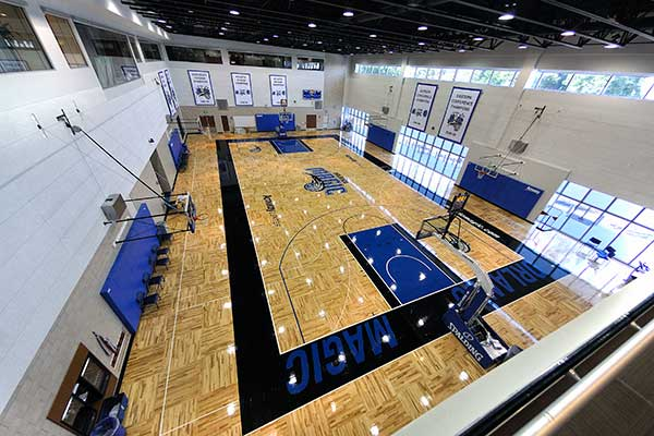 basketball floor surfaces