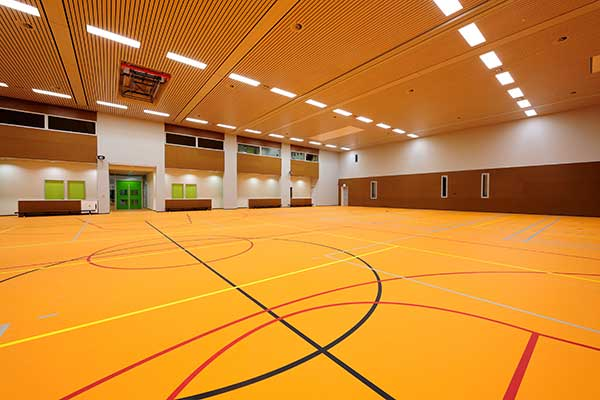indoor sport surfaces