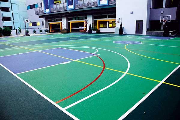 sport surfaces